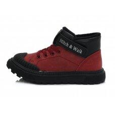 Bordiniai batai su plonu pašiltinimu 31-36 d. 052632C