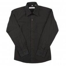 Marškiniai ilgomis rankovėmis 122-164cm