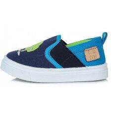 Mėlyni batai 21-26 d. CSB-113