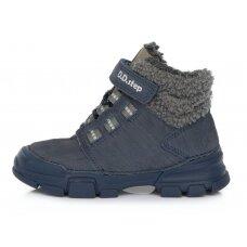 Mėlyni batai su vilna 25-30 d. W056179BM