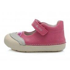 Rožiniai Barefeet batai 20-25 d. 06622B