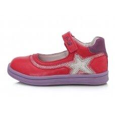 Rožiniai batai 22-27 d. DA031388