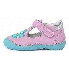 Šviesiai rožiniai batai 20-24 d. 015171BU