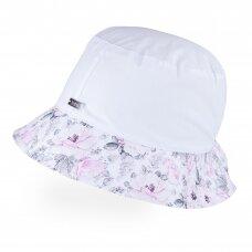 TuTu kepurė - panama Gėlytė