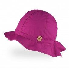 TuTu kepurė - panama Gėlytės