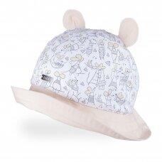 TuTu kepurė - panama Pelytė