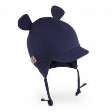 TuTu kepurė su ausytėmis ir snapeliu