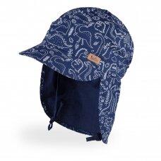 TuTu kepurė su raišteliais Dino