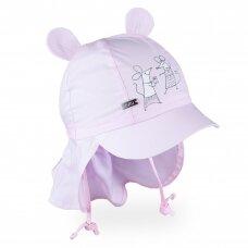 TuTu kepurė su raišteliais Pelytė