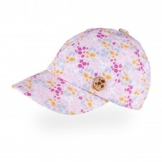 TuTu vasarinė kepurė Gėlytės