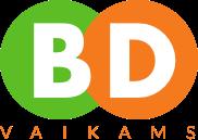 www.bdvaikams.lt logo